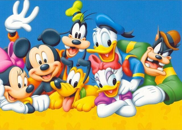 File:Mickey and friends.jpg