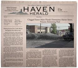 Over My Head - Herald