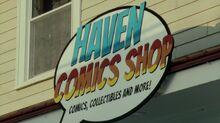 Haven Comic Shop