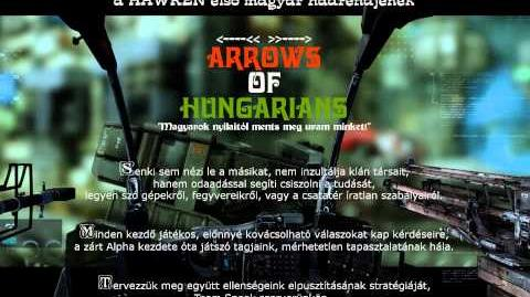 Arrows of Hungarians
