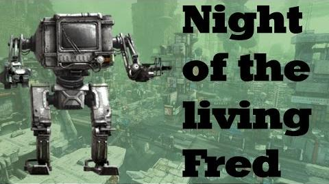 Night of the living Fred (provisional) Prosk Ultra-Violent Wednesday