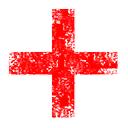 Icons emblems fadedCross