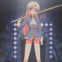 Hinagiku in the Butler Tournament (S1)