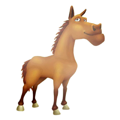 File:Bay Horse Standing.png