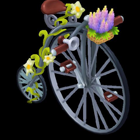 File:Vintage Bike.png
