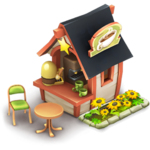 Hay Day Coffee Kiosk | Hay Day Wiki, Strategy Guides,Tips