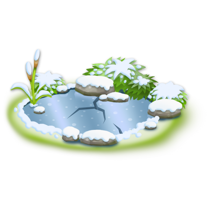 Image - Small Frozen Pond.png | Hay Day Wiki | FANDOM ...