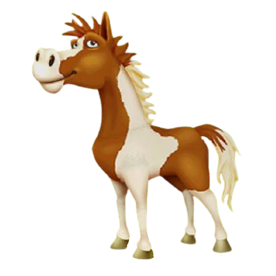File:Pinto horse Standing.png