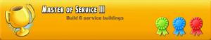 Master of Service III