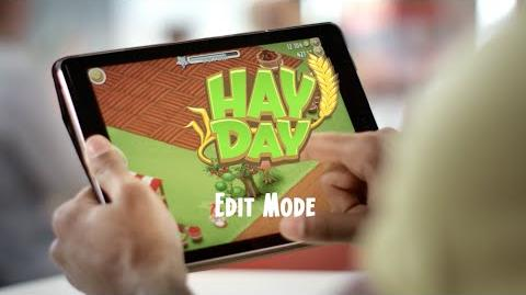 Hay Day Introducing Edit Mode
