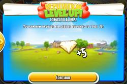 Reputation Level 35