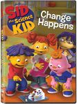 Sid the science kid - Change Happens DVD