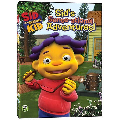 File:Sid the Science Kid - Sense-Ational Adventures DVD.jpg