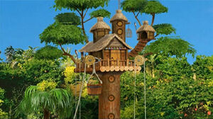 Movin On Up to the Tree House