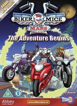 Biker Mice from Mars (2006 TV series)