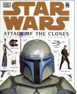 Star Wars Attack of the Clones Visual Dictionary