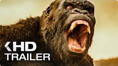 KONG Skull Island Trailer 2 (2017)
