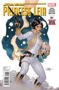 Star Wars - Princess Leia 1