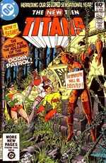 New Teen Titans 13