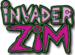 Invader Zim logo