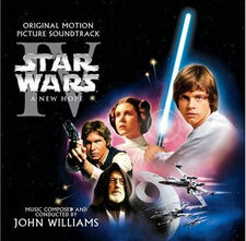Star Wars - A New Hope (Soundtrack)