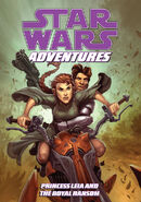 Star Wars Adventures, Volume 2 - Princess Leia and the Royal Ransom