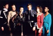 Blake's 7 crew 001