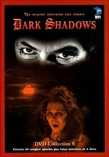 Dark Shadows DVD Collection 6