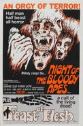 Night of the Bloody Apes - Feast of Flesh