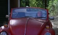 Ginny Field's Volkswagen