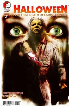 Halloween - The First Death of Laurie Strode Vol 1 2B
