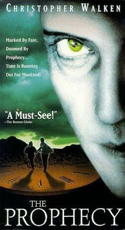 Prophecy (1995) VHS