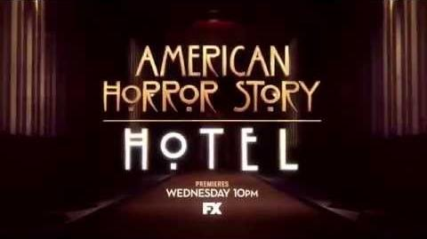 """American Horror Story Hotel official Trailer 5x01 """"Checking In"""""""