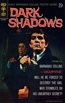 Dark Shadows Vol 1 1