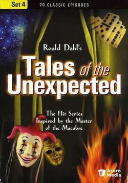 Tales of the Unexpected Set 4