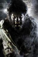 Wolf Man (2010) Teaser Poster