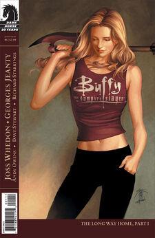 Buffy the Vampire Slayer Vol 2 1