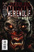 Dead of Night - Werewolf by Night Vol 1 1