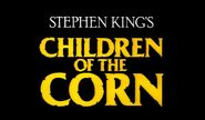 Children of the Corn title card