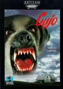 Cujo (1983) DVD