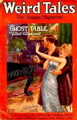 Weird Tales (February, 1928)