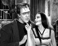 Herman and Lily Munster 002