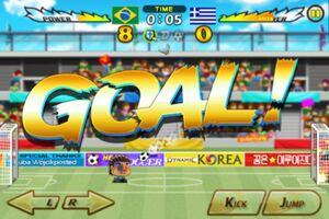 Brazil VS Greece 3
