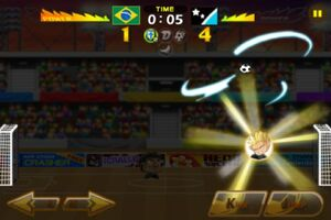 Super Saiyan VS Brazil 2