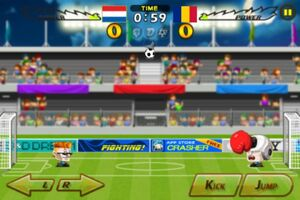 Netherlands VS Romania 1