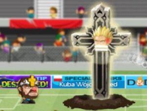 Super Saiyan in Cross Shot