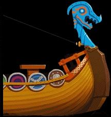 Vikingboat