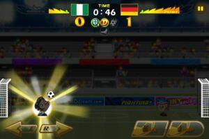 Nigeria VS Germany 1