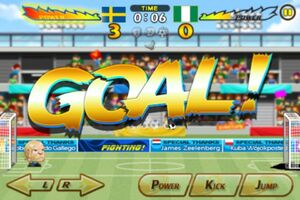 Sweden VS Nigeria 8