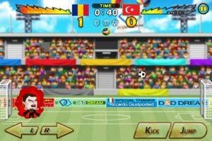 Romania VS Turkey 1